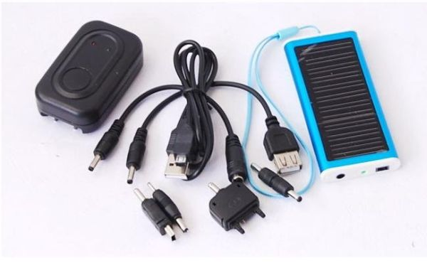 Solar chargers for electronics