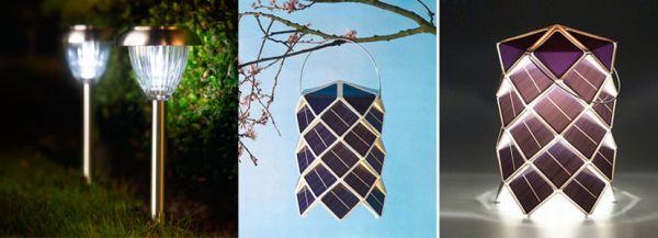 Solar indoor and outdoor lights