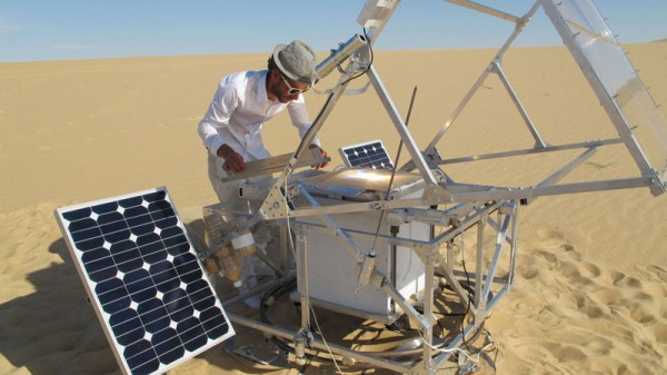 Solar-Powered 3D Printer