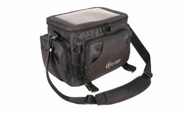 Solar Powered Camera Bag