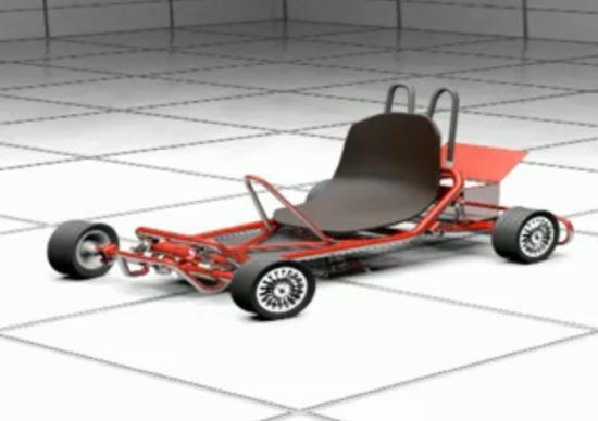 sophie solar car 2