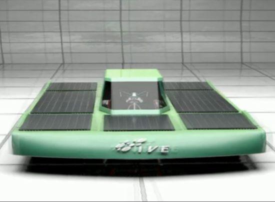 sophie solar car 4