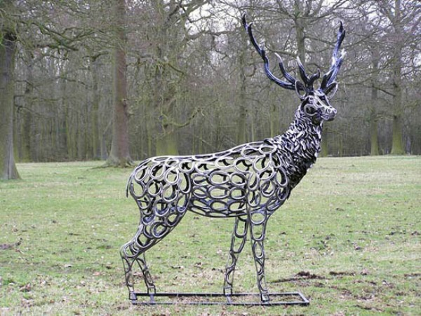 Stag by Tom Hill