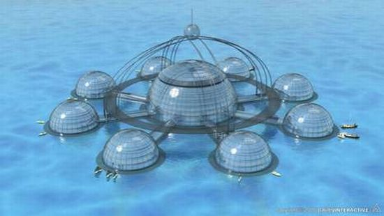 sub biosphere 2 project 2
