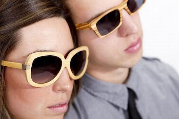 Wooden Sunglasses