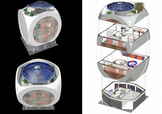 sybarite energy efficient nut house 4