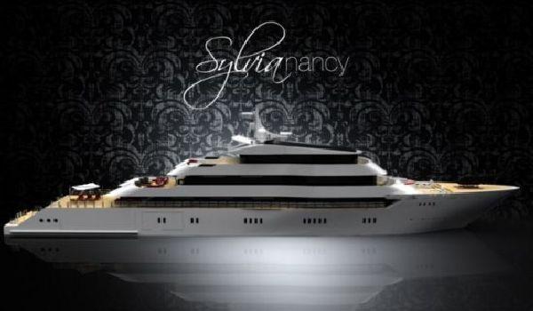 Sylvia Nancy yacht