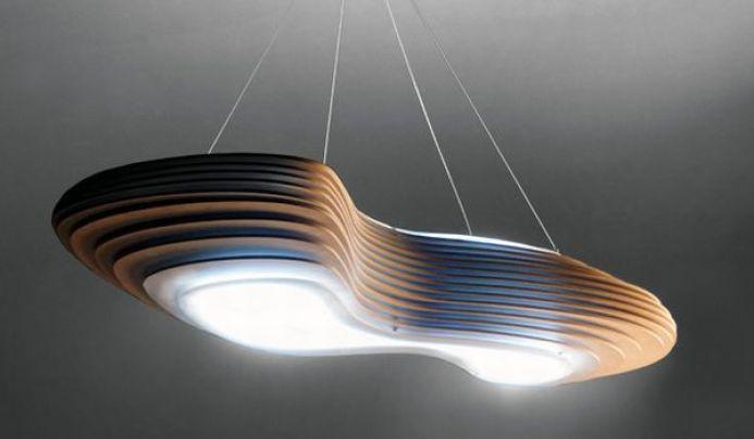 techno organic lighting 1