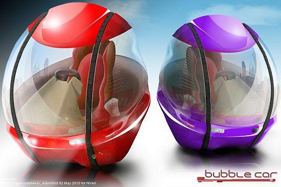 the bubble car by vipulmhapsekar