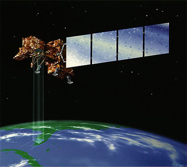 The Landsat 7 Satellite