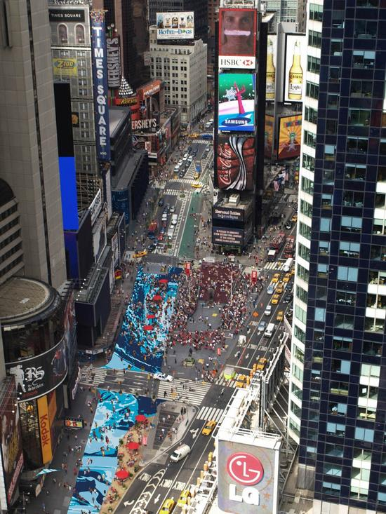 times square reconstruction dilworth 3