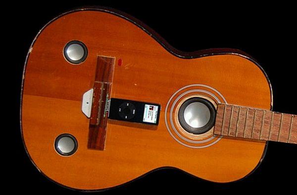 Torre Guitar