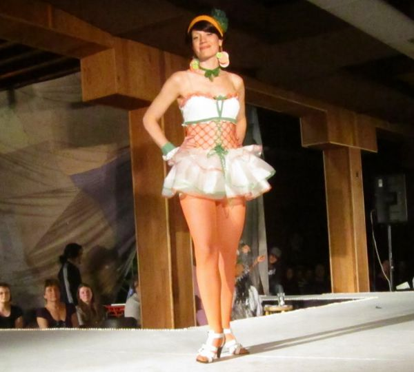 trash fashion show by re store 13