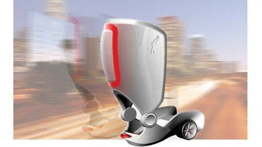 treadway mobility concept personal electric transp
