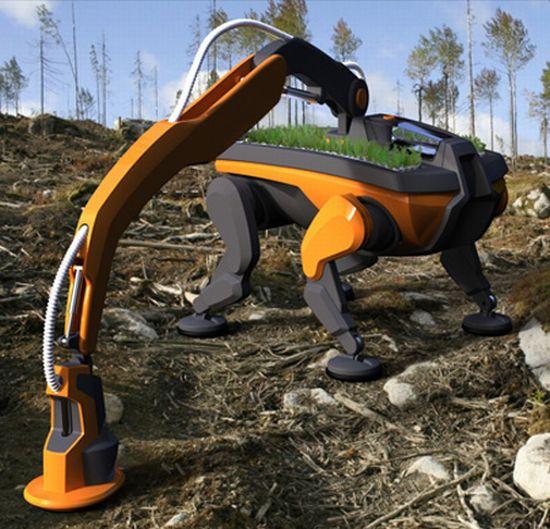 tree planting robot 7