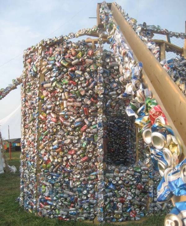 upcycled can house 2