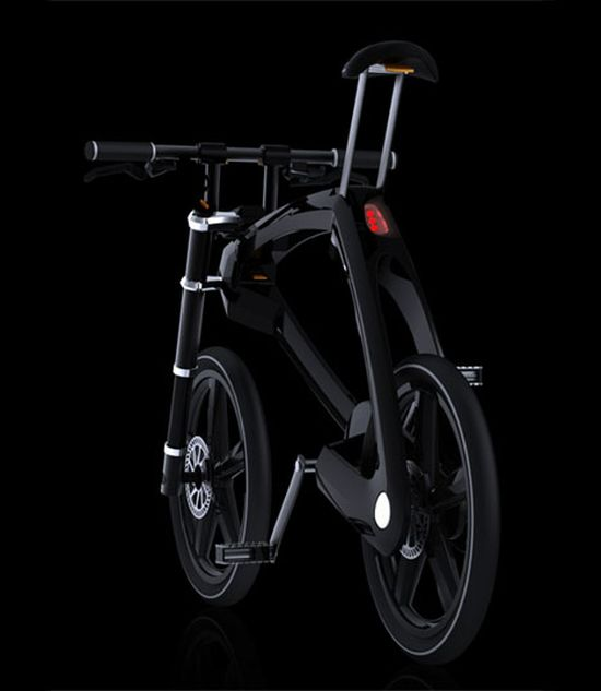 urban collapsible bicycle 2