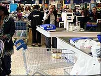 use of plastic bags in supermarkets 9