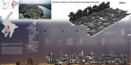 vertical massive invasion sustainable housing for