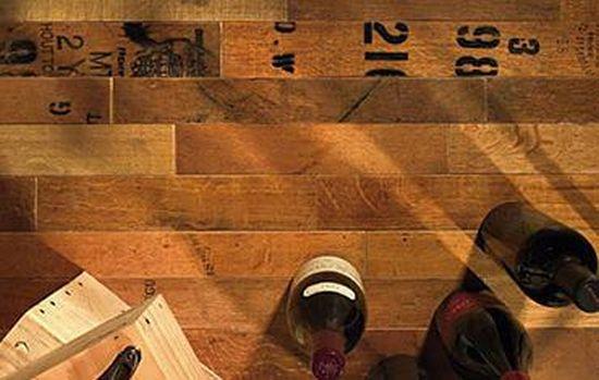 vintage wine barrel flooring by fontenay wood 1