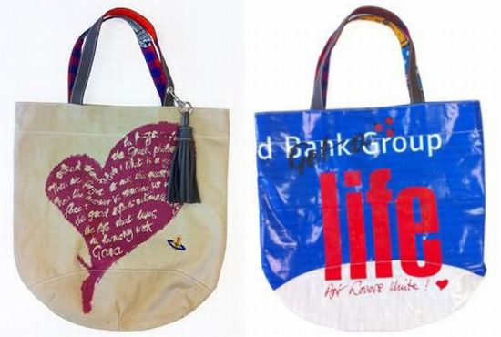 vivienne westwoods recycled bags 2
