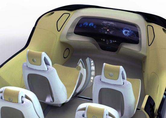 volkswagen inside concept car by marte bartha 4