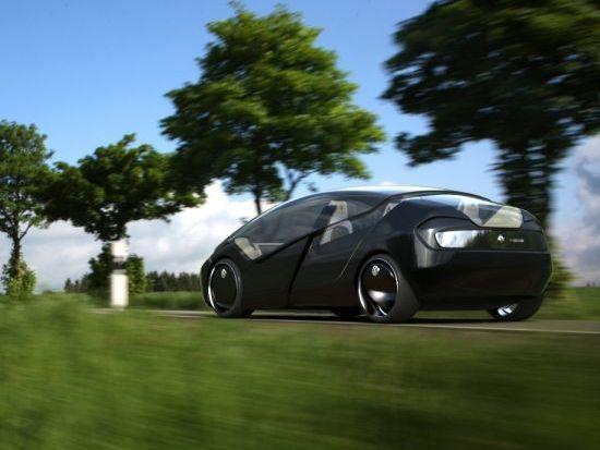 volkswagen inside concept car by marte bartha