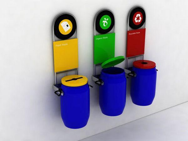 Weird bins