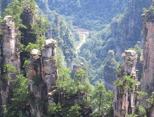 Wulingyuan Canyon