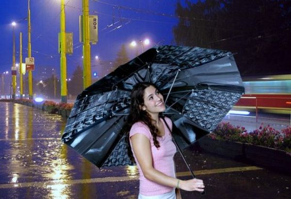 X-ray umbrella