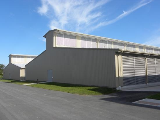 yahoo energy efficient data center