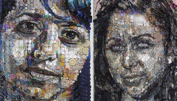 Zan Freeman made Portraits