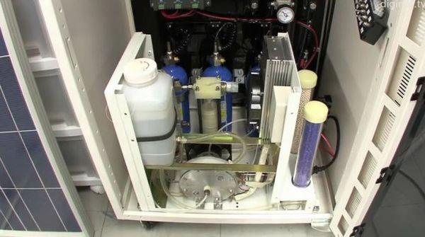 ZEEP24  hydrogen produced using solar power