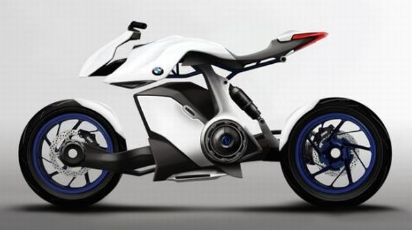 Zero emission motorcycles