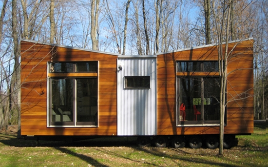 The Name Behind The Popular MiniHome, Sustain Design Studio Is Back Again  With Yet Another Contemporary Prefab Green Home. Hailed The U201cTRIOu201d, The 400  ...