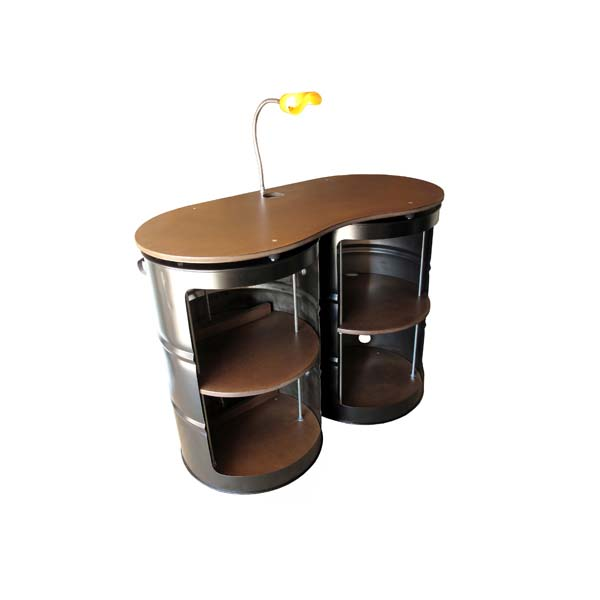 how to make a steel drum at home