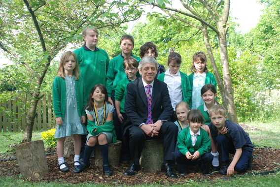 school-with-john-bercow