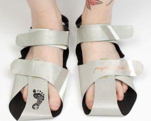 Paper Feet