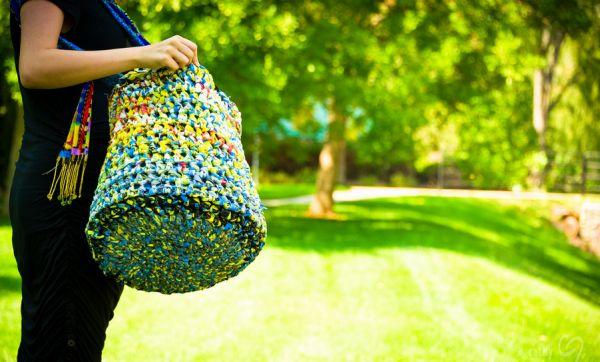 creative DIY activities to reuse plastic bags