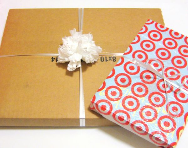 Recyclable Gift Wrap