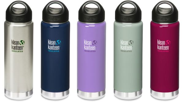 Stainless steel insulated Venti