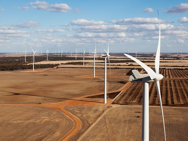 Capricorn Ridge Wind Farm