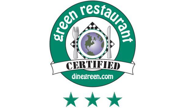 Certified Green Restaurant