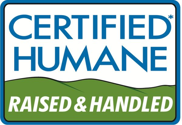 Certified Humane Raised and Handled