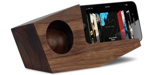 Koostic Wood Speaker Pivot