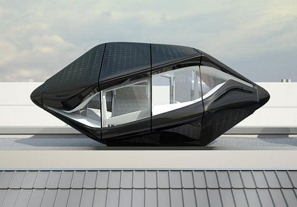 Living Roof Pod