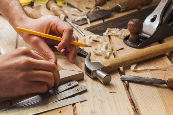 Re-purposed furniture making