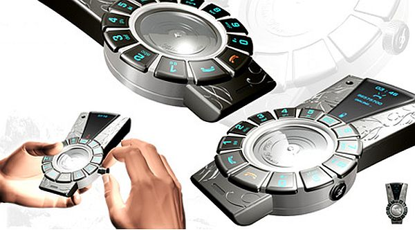 Kinetic Cell phone _3