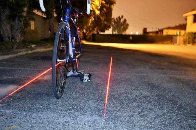Safety Laser for cyclist_1