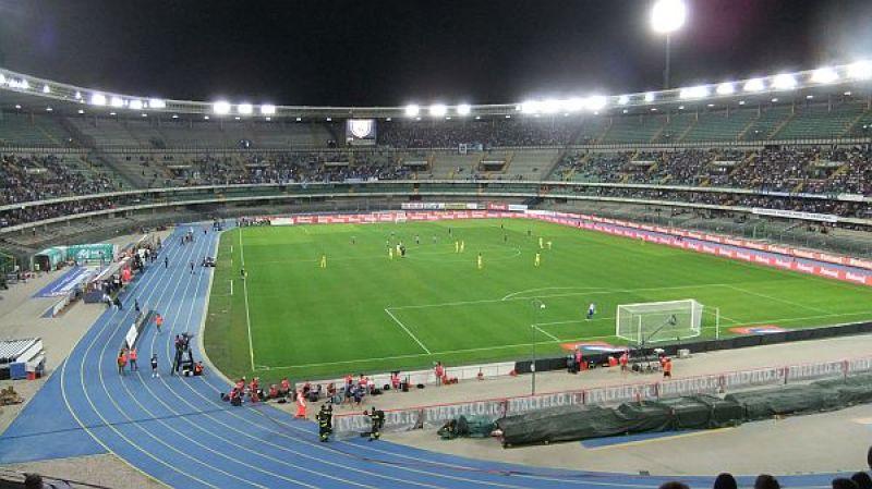 Bentegodi Football stadium